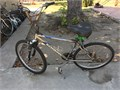 26 used bicycle new brakes and new cables  New Tires and tubes