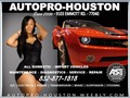 ASE certified auto repair shop with MOBILE mechanics serving Houston Harris County TX since 2006 wit