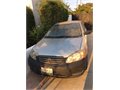 2003 Toyota Corolla CE Silver exterior and blue interior Clean title 4 doorsAutomatic tr