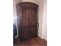 Beautiful solid wood TV Armoire  Excellent condition not one scratch on it  Perfect for any family