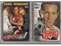 Excellent Condition Original DVDs Thats Hard To Find Bloodsport-The Dark Kumite  Hitmans Run