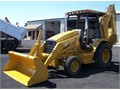 1999 Caterpillar 416C Turbo Diesel Meter Shows 5144 Hours Extendahoe 78 HP 4 Spd Manual Transm