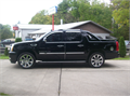 2008 Cadillac Escalade EXT Used 83500 miles Extended Cab Black Black Auto-Manual AWD 4 Doors