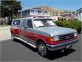 1989 Ford F350 centurion Used 148000 miles Private Party Extended Cab 8 Cyl Red Red Excellen