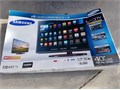 Samsung 40 inch smart tv never used was in a spare room Has smart hub with Yahoo netflixcamera ec