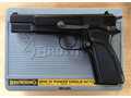 BNIB 100 Condition un-fired Browning Hi-Power FN discontinued the model earlier this year Been