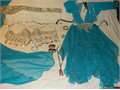 2 Belly Dancing CostumesEverything goes for one price There is so much more to the costumes not i