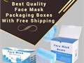 RegaloPrint offers sturdy and safe packaging boxes for the face masks to aware and keeps the people