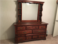 Solid wood Estate sale Cash only no delivery available