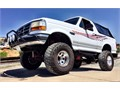 1993 Ford Bronco XLT White 4WD 180k miles 58 V8 Windsor motor  top end rebuild about 30k ago R