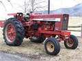 IH Farmall-826 diesel tractor powered by the well-regarded IH D-358 engine  169x38 radial tires i