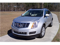 2013 Cadillac SRX Luxury Collection Silver Metallic color front wheel drive less than 3000 ori