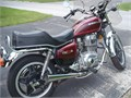 1980 Honda CM Series  Hondamatic 400 new battery newer tires just inspected nice chrome bike ru