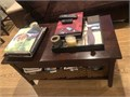 Coffee Table color dark brown 385 long x 21 deep x 20 tall