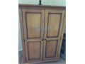 Pottery Barn armoire media cabinet with storage cubbies and drawer 000 818-577-8563