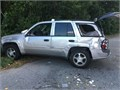 2007 Trailblazer with new tires  battery Damaged in rollover accident selling for parts-ran great