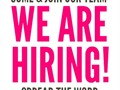 Salon2016 is hiring experienced stylists and barbers We are also looking for experienced braiders