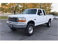 1996 Ford F-250 XLT 4X4 75 Liter 460 Gasoline Engine Automatic Transmission With Overdrive 4-Whee
