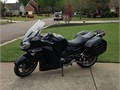 2012 Kawasaki Concours 14 ABS Used 9500 miles Private Party Black new Michelin tires excellent