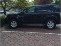 Well loved 2008 Mercury Mariner  Black with black leather interior 6 cyl 3 liter 4 wheel drive