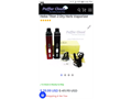 2 for 35Brand New Dry No Liquid Needed SAFE Herb Vaporizer for Aromatherapy Herbs Herbal Vapo