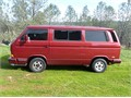 90 Vanagon Carat WeekenderThis is a great van for the wanderlust It has been all over America