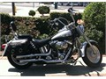 2003 Limited Edition Fatboy excellent condition 2000 miles leather saddle bags windshield match