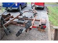 Boat Trailer For 16  to  20 Ft Boat Has The  Heavy Duty Rollers Not Wood Slides Not Pontoon Suita