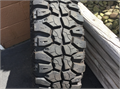 4 MUD CLAW RADIAL MT TIRES31-1050-15Driven about 2000 milesCall before 11AM