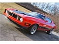 1973 MUSTANG MACH 1351 Cleveland  Q - code   4 Speed MARTI REPORT  BUILD SHEET  OWNERS MANU