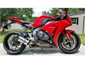 HONDA CBR1000RR  Runs rides and sounds great FAST Battery tender 200 rear tire Two bothers