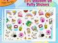 Stickers are the tools to promote a business name And you get innovative by pri