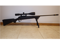 Nice long rifle Remington model 770 in 300 Winchester Magnum with 6X24 - 50mm scope with flip up co