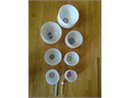 I have a set of 7 chakra crystal singing bowls6-12 inchesNotes C D E F G A Broot sacra