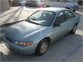 1997 FORD ESCORT USED  100000 310-981-7265 RUNS GREAT - HAD 3 DRIVERS ONLY - WELL SERVICED AND
