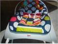 BIBRATING BABY ROCKERmecedora con bibrador para bebe 2500 562-587-3526