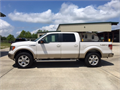 2011 Ford F-150 Lariat 4x4 Crew Cab White Platinum Loaded Excellent condition Brand new tires O