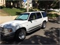 1996 Ford Explorer V8 Good condition and powerful engine Just passed smog Clean engine  Engine
