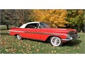 The Impala became its own model in 1959 and included a 4 door Hardtop Sedan 2-door Sport Hardtop Co