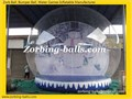 Show Ball Inflatable Snow Ball Snow Globe Christmas Snow BallInflatable Christmas Show Ball S