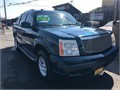 2005 Cadillac Escalade truck Used 132637 miles Dealer Truck 8 Cyl Blue Brown Good cond Auto