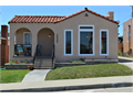 Spanish-style home w 3 Bedrooms  2 Baths in the Vista del Oro area Flooring is mixed Hardwood St