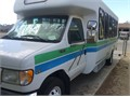2003 Ford Econoline 450 Ford Econoline 350 Shuttle BusPower Stroke Diesel EngineAutomatic 9500