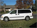 2004 Chevrolet Venture Used 53740 miles Private Party Minivan 6 Cyl White Gray Good cond Au