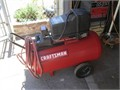 Craftsman air compressor 5 HP 30 gal Excellent condition 40000 818-568-9788