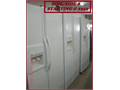 White or off white sideside refrigerators starting at 250 big selection comes with warranty 6650 va