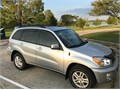 Up for sale beautiful silver Toyota Rav4 Extra clean car no rust Fully loaded with sunroof foglam