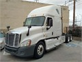 2014 FREIGHTLINER CASCADIA 125Ratio 325 Wheels Aluminum Front Axle Weight 13300 lbs Re