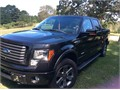 2012 Ford F150 FX4 V6 35L ECOBOOST Used 62700 miles Private Party Crew Cab 6 Cyl Black Black