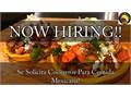 We are hiring full-time cooks for Food trucks Solicitamos cocineros tiempo complete para una lonche